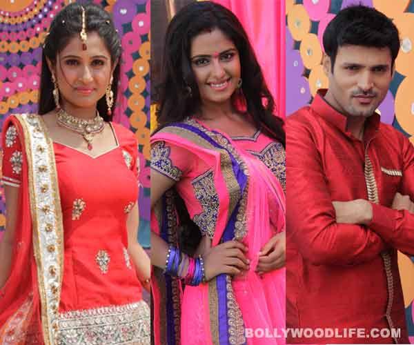 TV Holi Special: Shefali Sharma, Avika Gor, Gaurav Chaudhary wish fans a happy Holi!