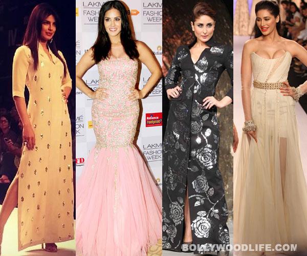 Lakme Fashion week 2014: Sunny Leone, Priyanka Chopra or Kareena Kapoor Khan – who impressed you the most?
