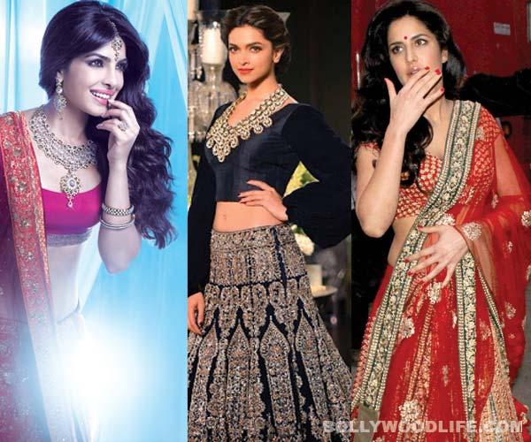 Priyanka Chopra, Deepika Padukone or Katrina Kaif: Who is the sexiest desi girl?