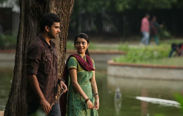 Thegidi movie review: Ashok Selvan can relish another blockbuster!