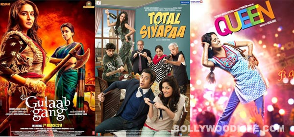 Trade buzz: Will Queen and Total Siyapaa benefit from the stay on Gulaab Gang?