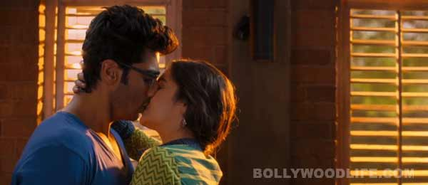 Alia Bhatt kisses well, says Arjun Kapoor!
