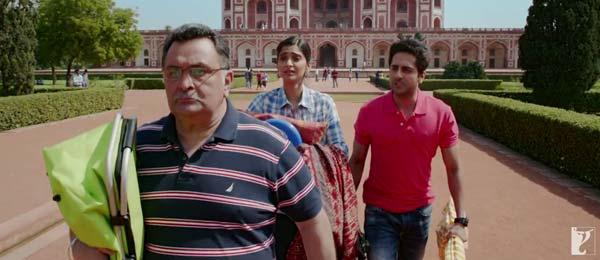 Bewakoofiyaan making part 1: Ayushmann Khurrana, Sonam Kapoor and Rishi Kapoor look promising!