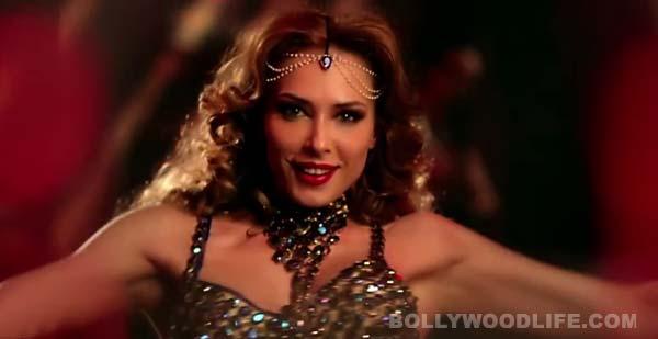O Teri song Ummbakkum: Salman Khan's alleged girlfriend Iulia Vantur fails to raise temperatures!