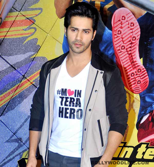 Varun Dhawan: I had to struggle in the industry inspite of being David Dhawan's son