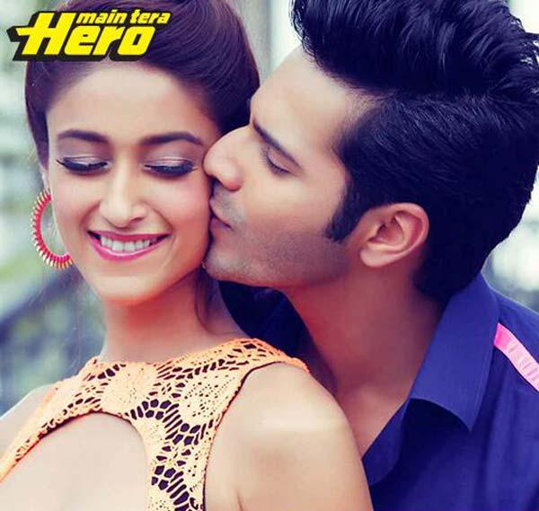 Ileana D'Cruz: Varun Dhawan comes closest to my ideal man!