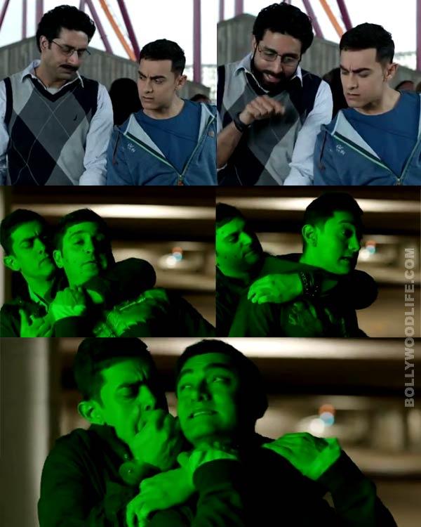 Aamir Khan cheats his fans: Watch video!
