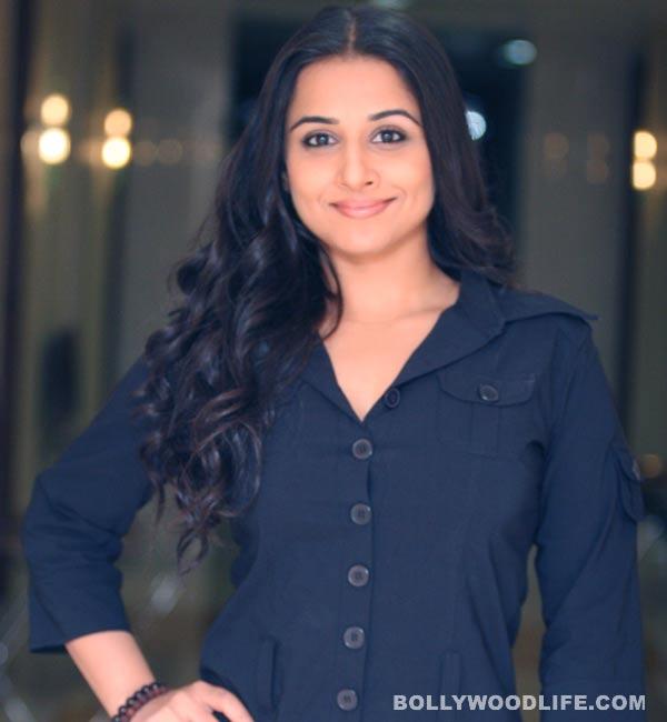 Vidya Balan: An Oscar is not too far away