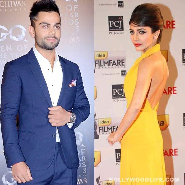 Is Anushka Sharma worried about boyfriend Virat Kohli's performance in the India vs Pakistan match?