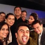 After Shahid Kapoor, Ranbir Kapoor and Deepika Padukone ape Ellen DeGeneres' Oscar selfie!