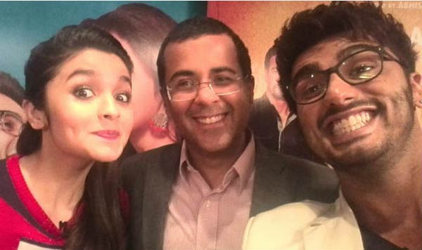 3 reasons why Arjun Kapoor and Alia Bhatt shouldn't pose for a selfie together
