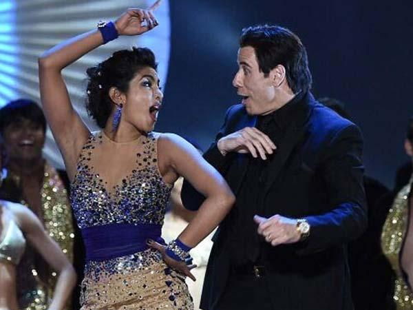 John Travolta is Priyanka Chopra's new fan!