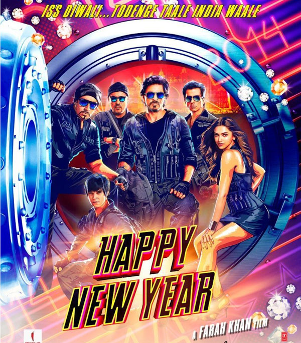 Shahrukh Khan to launch the trailer of Happy New Year during the first match of IPL 7