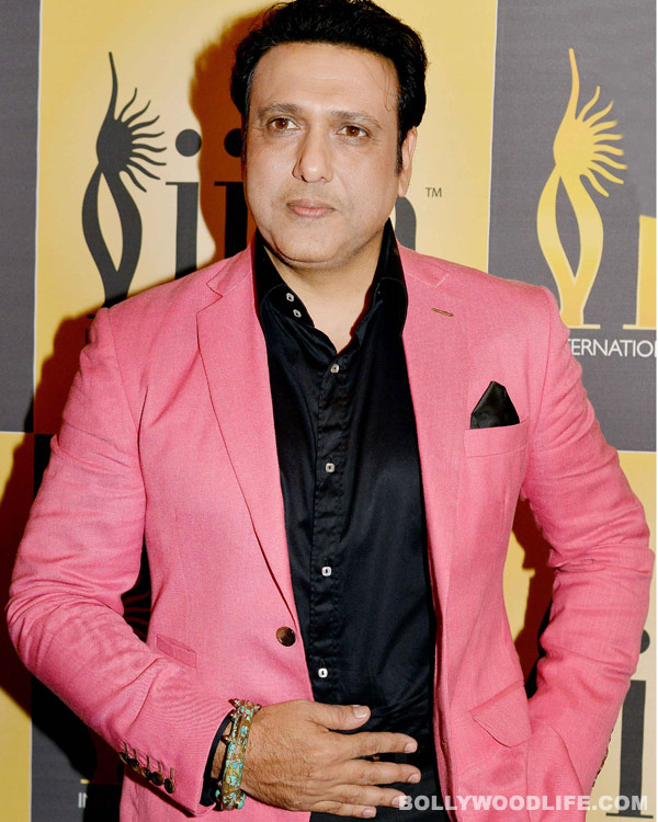 Govinda: I'll ask my wife before doing sex comedy
