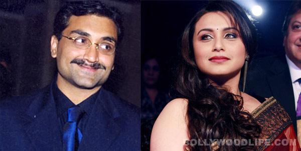 Were Rani Mukerji and Aditya Chopra already married?