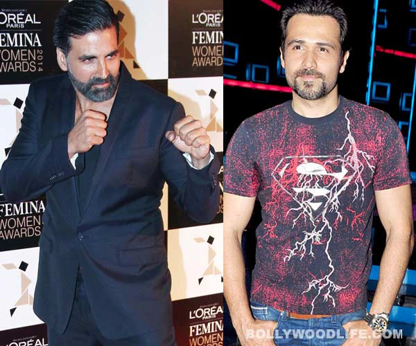 Akshay Kumar and Emraan Hashmi to lock horns at the box office?