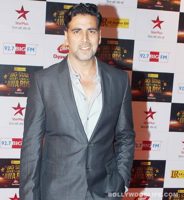 Akshay Kumar to compete with himself in 2015?