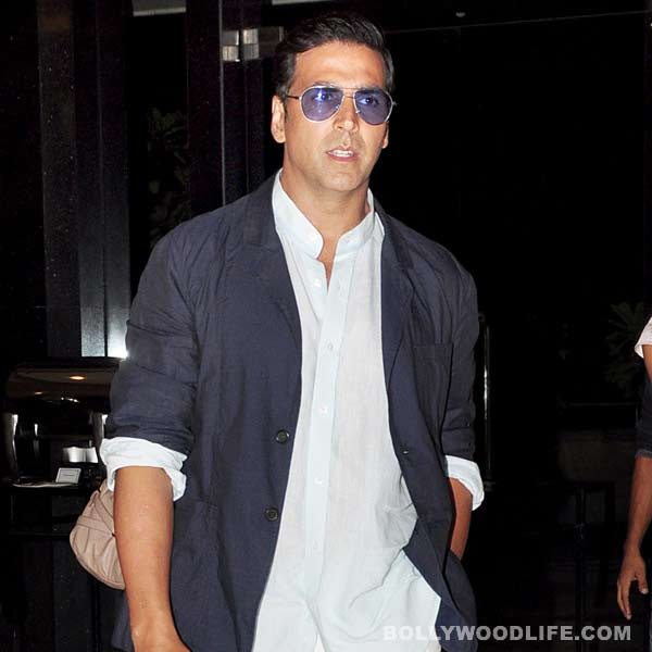 Why is Akshay Kumar not interested in direction?