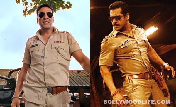Have Salman Khan and Akshay Kumar buried the hatchet?
