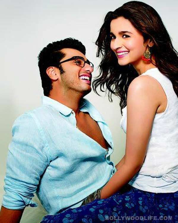 Arjun Kapoor: 2 States has more than the kissing scenes