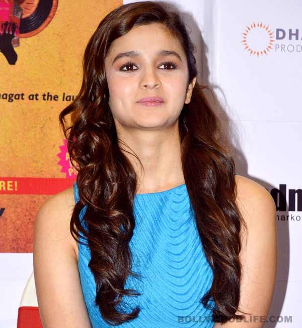 Alia Bhatt: I don't want a guy who will push me down!