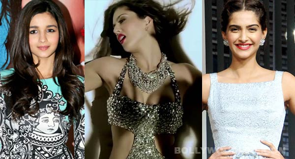 After Alia Bhatt, Sonam Kapoor shies away from Sunny Leone's Baby Doll song!