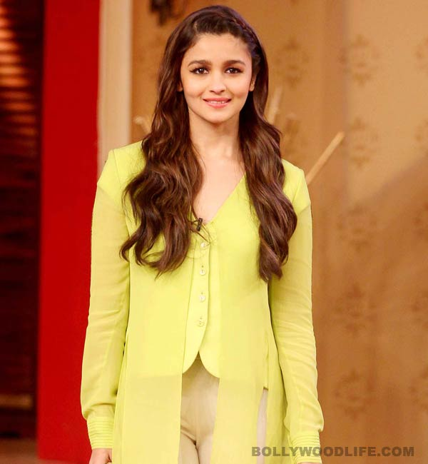 Alia Bhatt: I don't want to get married until I want to have babies