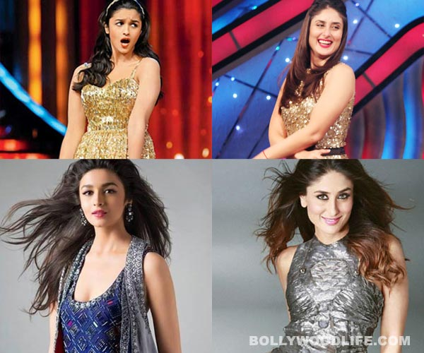 Alia Bhatt: I don't think I am like Kareena Kapoor Khan