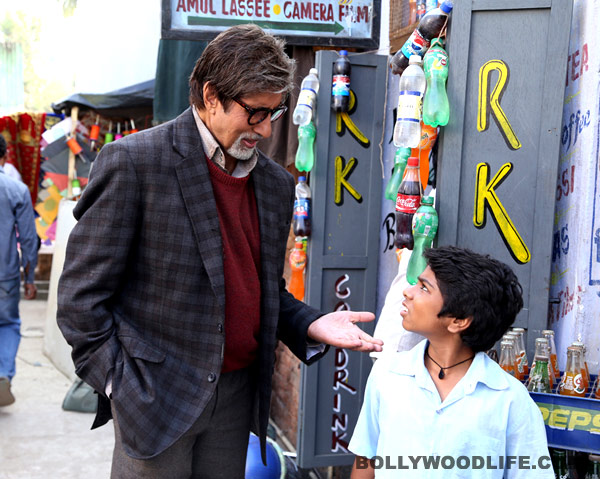 Amitabh Bachchan's Bhoothnath Returns to release in India and Pakistan simultaneously