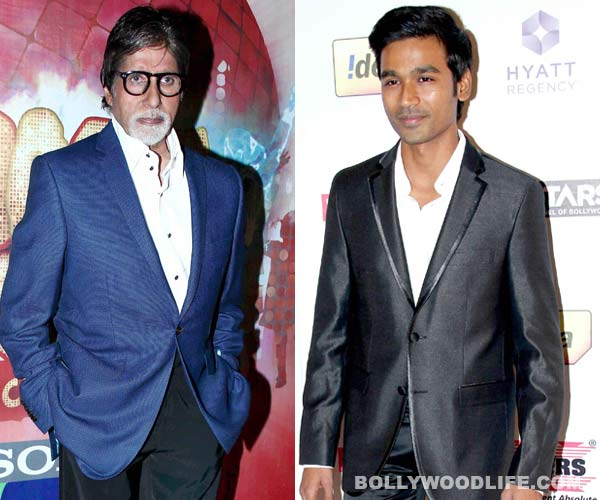 Dhanush happy to begin shooting with Amitabh Bachchan for R Balki's next