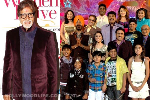 Amitabh Bachchan on Taarak Mehta Ka Ooltah Chashmah!