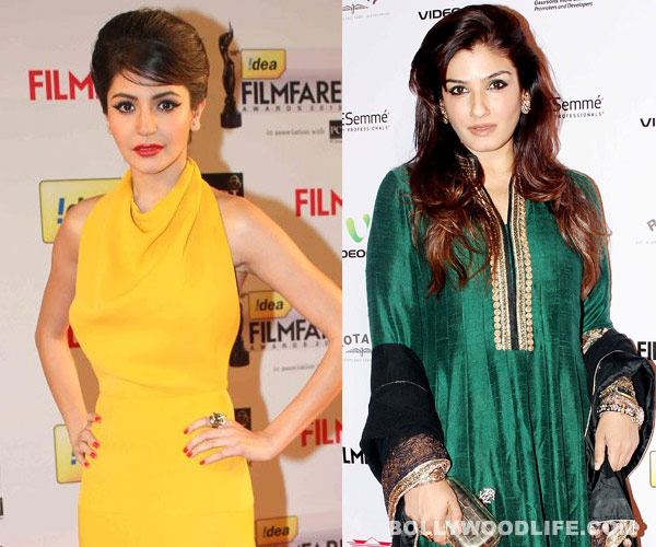 All you wanted to know about Anushka Sharma and Raveena Tandon's catfight!