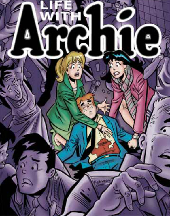 Archie Andrews dies, Bollywood mourns!