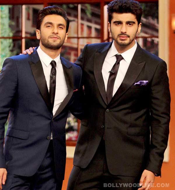 Arjun Kapoor and Ranveer Singh reveal their fitness secrets!