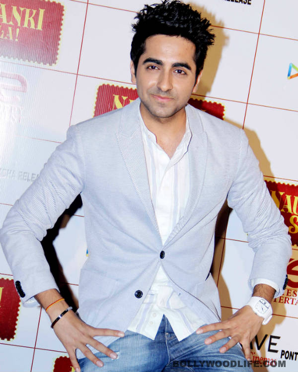 Ayushmann Khurrana: I will become compassionate because of my daughter!