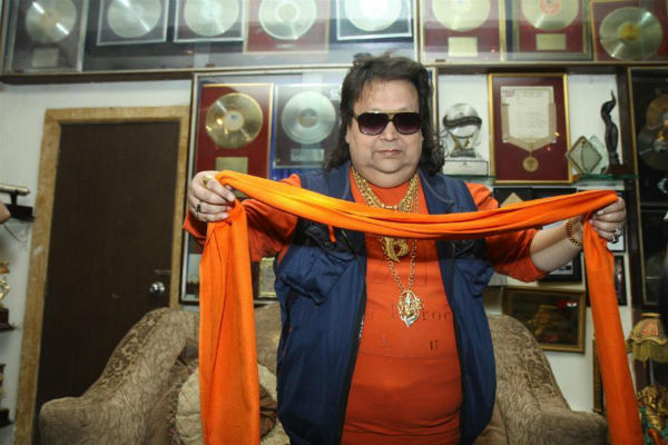 Lok Sabha Elections 2014: Bappi Lahiri files nomination as BJP candidate