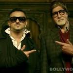 Yo Yo Honey Singh sends out an invite to party with Amitabh Bachchan!