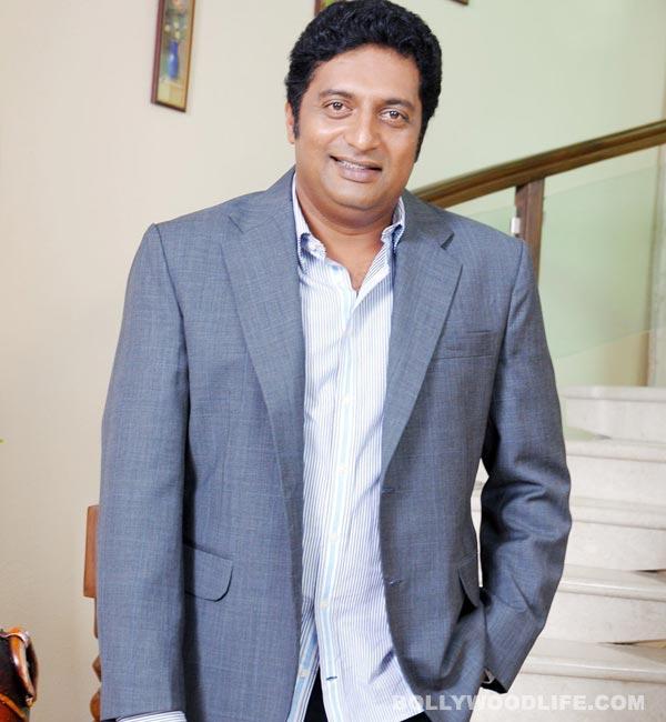 Prakash Raj: Walked out of Aagadu due to creative differences