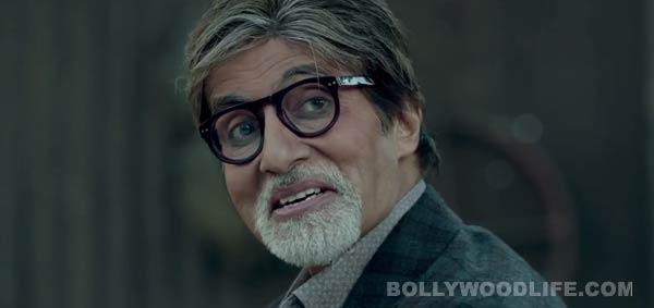 Bhoothnath Returns dialogue promo: Amitabh Bachchan entertains with his antics