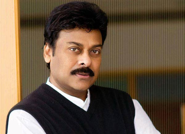 What did Chiranjeevi do while voting for Lok Sabha Elections 2014?