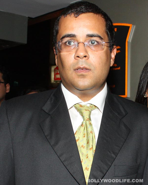 Chetan Bhagat: My readers' silent support is my biggest strength
