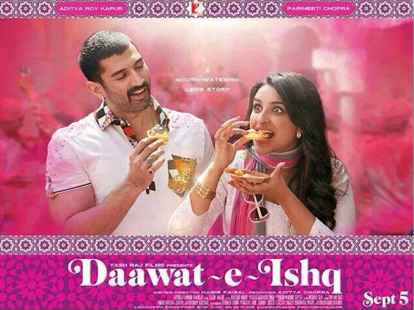 Daawat-e-Ishq first look: Parineeti Chopra and Aditya Roy Kapur set to get the tongues wagging with their mouth-watering love story!