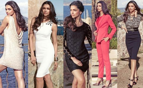 Deepika Padukone turns designer - View pics!