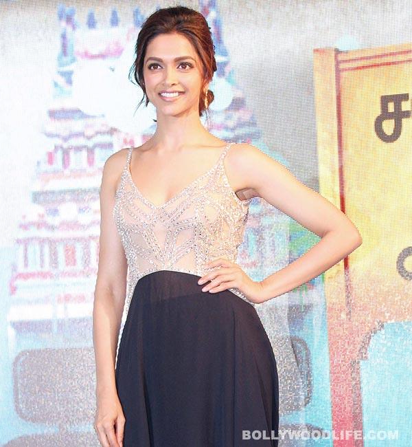 Is Deepika Padukone doing a Angelina Jolie from Lara Croft in Rajinikanth-starrer Kochadaiiyaan?