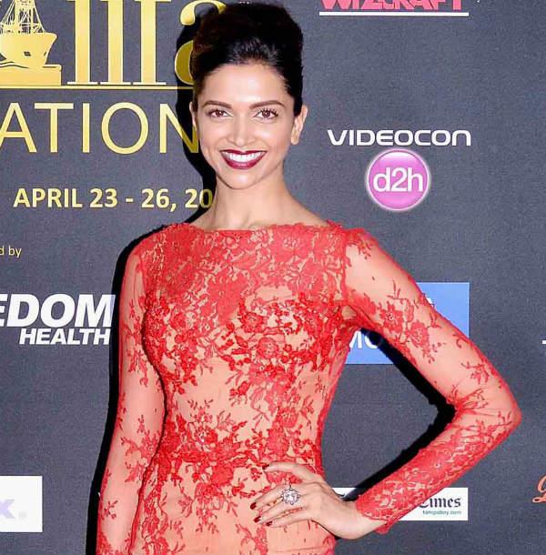 Why did Deepika Padukone rush back from IIFA 2014?