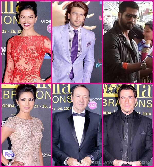 IIFA 2014 highlights: Deepika Padukone, Ranveer Singh, Priyanka Chopra and Shahid Kapoor's dhamaal at Tampa Bay!