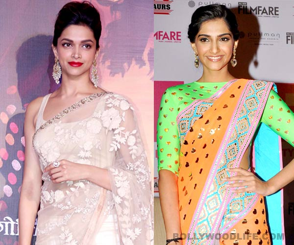 Are Deepika Padukone and Sonam Kapoor the new Shahrukh ...