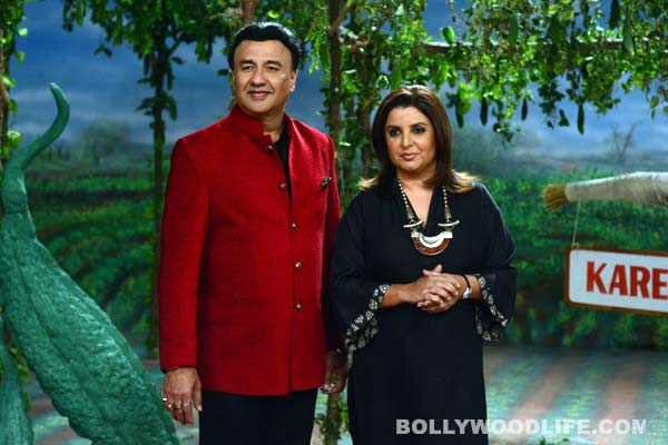 Entertainment Ke Liye Kuch Bhi Karega promo: Anu Malik-Farah Khan return to small screen with their signature shayaris!