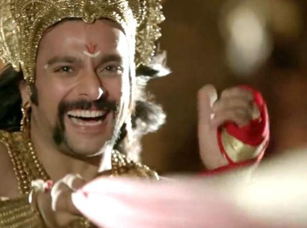 Mahabharat: Dushasan aka Nirbhay Wadhwa not scared of being typecast as a baddie - Watch Cheerharan promo!