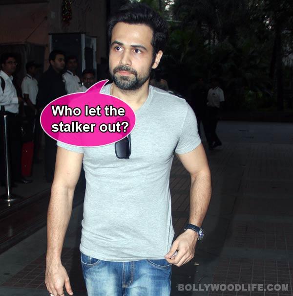 Who was banging Emraan Hashmi's door at 3 am?